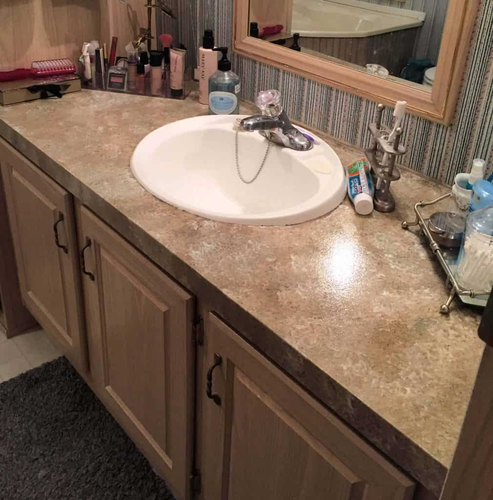 Bathroom Counter top