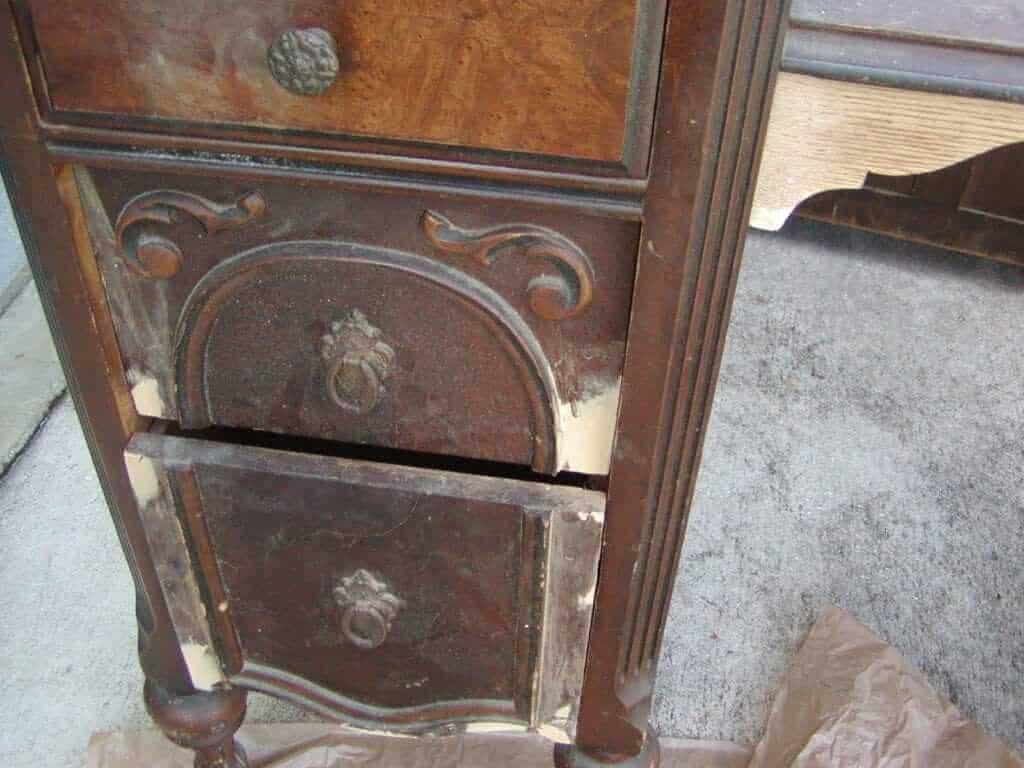 Diy Antique Vanity Makeover Comfy Cozy Home
