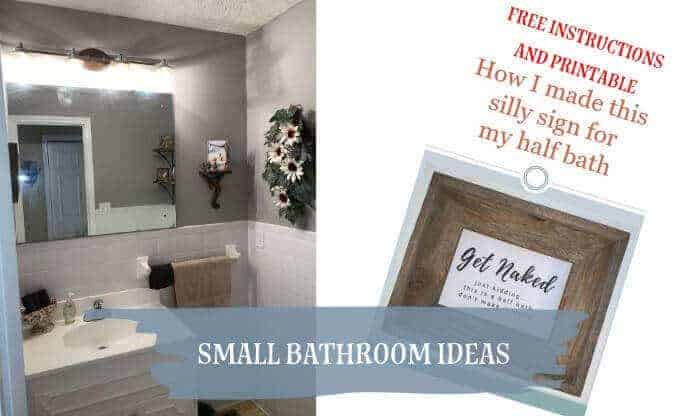 7 Steps to Upgrade a Half Bath