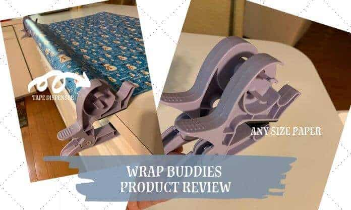 Gift Wrapping Made Easy with Wrap Buddies