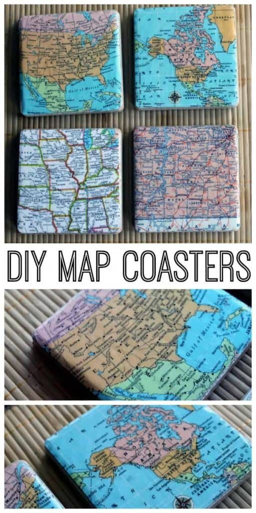This image has an empty alt attribute; its file name is diy-map-coasters-collage-min-512x1024.jpg