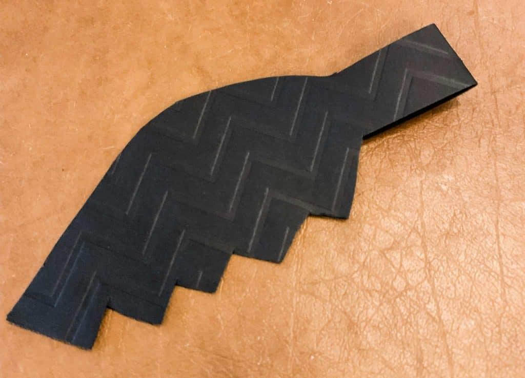 Bat Wings Craft