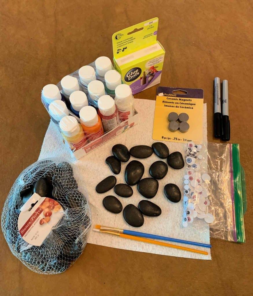 Monster Rocks Craft Supplies