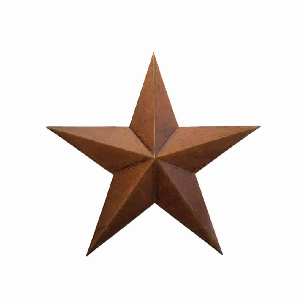 Metal Farmhouse Star