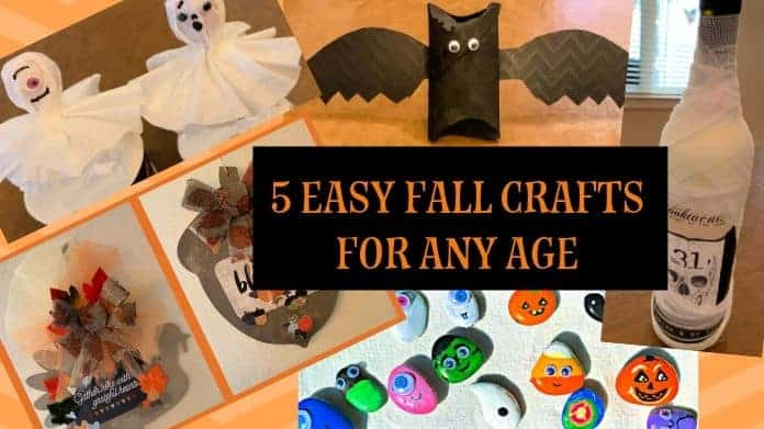5 Easy Fall Crafts for Any Age