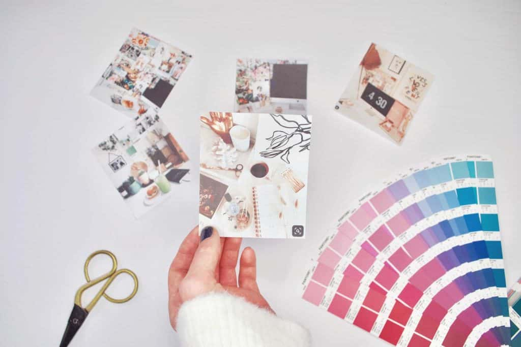 Craft Room Ideas Mood Board
