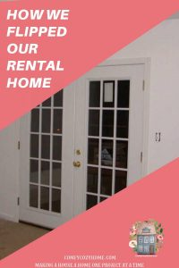 DIY Rental Renovation Flip