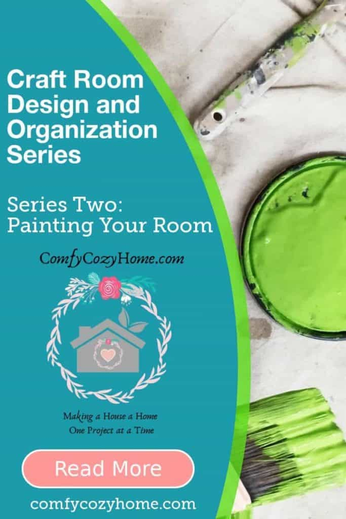 Painting your Craft Room